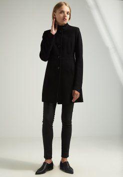 Benetton - Korte jas - black