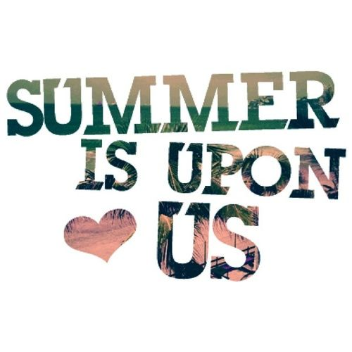 Summer / summer quote