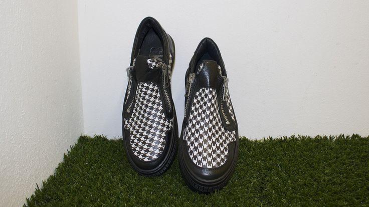 IMG_7528 Sneakers SK2.0 Pied de Poule