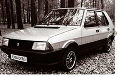 1983 The #SEAT #Ronda is launched, it is the first car in SEAT's history to be…