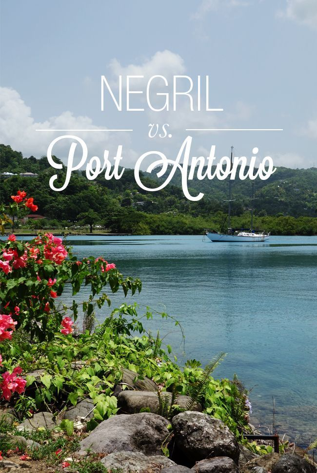 There is no doubt about it that Negril was our least favorite place in Jamaica, and if we knew then what we know now, we would have skipped it and headed straight to Port Antonio.