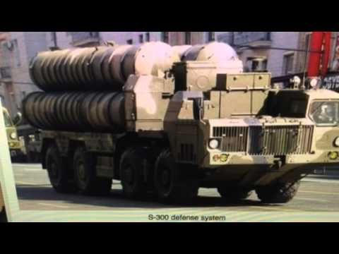 Russia Sends S 300 Missile Defense System To Iran