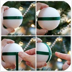 Finding center of ball