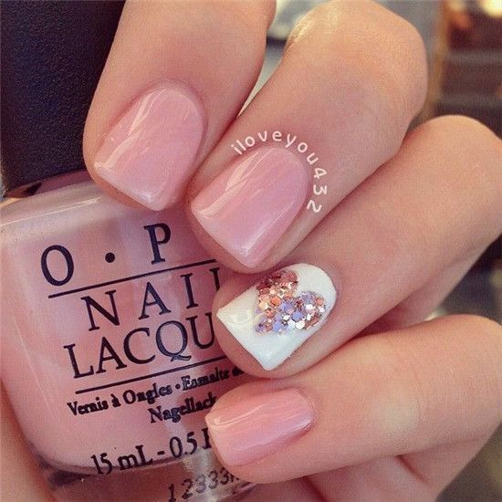 Cute Nail Designs You'll Want To Copy Immediately: - Top 25+ Best Short Nail Designs Ideas On Pinterest Short Nails