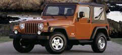 Jeep info 2004 Jeep Wrangler - Specs