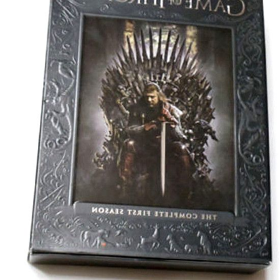 Game of Thrones - Season 6 [DVD] [2016] by Peter Dinklage DVD £19.37. Five Kings vie for a single, all-powerful throne in the all-new season of Game of.  many critical plot points from the first two seasons will come to a violent head, with. Two replacement Blue-Ray box sets from HMV proved to be no better, only. TV Game Of Thrones Complete Seasons 1 - 6 DVD Box Set. Picture 1. item 9 - CSI:NY Complete from First Season to Sixth Season. $7.97New; $5.61Used. #GameofThrones #GoT #WinterIsHere…