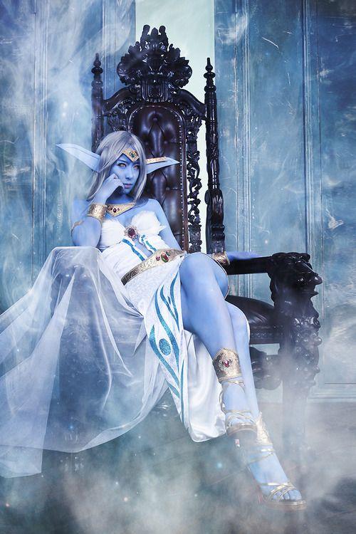 World of Warcraft (ワールド オブ ウォークラフト) ~ Queen Azshara