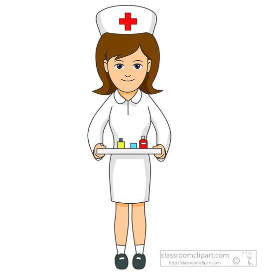 Free Nurse Clip Art Pictures - Clipartix | Nurse art ...