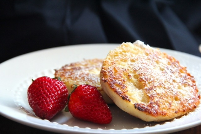 English Muffin French Toast | Recipe