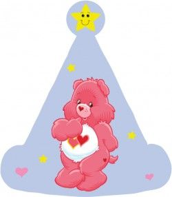 Care Bear Table Decor, Care Bears, Party Decorations - Free Printable
