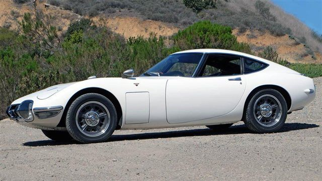Toyota 2000GT - repined by http://www.motorcyclehouse.com/ #MotorcycleHouse