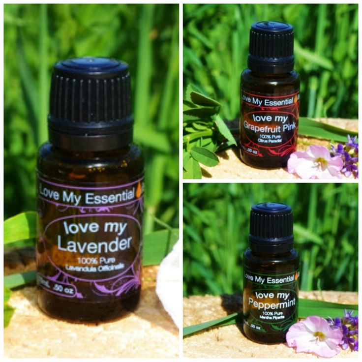 Great prices on 3 oils to start your collection from Love My Essential Oils! Head over to www.lovemyessentialoils.com to see how much you can save!  #essentialoils #lavender #peppermint #aromatherapy #healthylife #massage