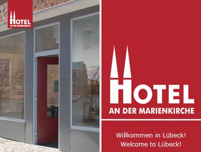 Hotel an der Marienkirche - Lübeck - Germany