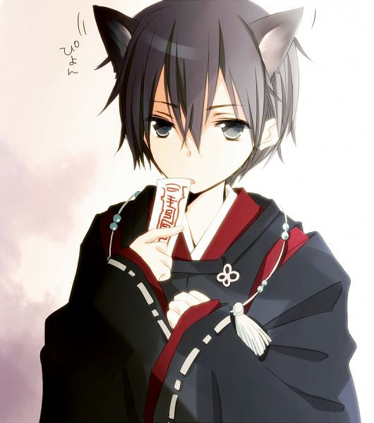 KITTY KIRITO OH MEH GAWD CALL THE COPS MI HAD A HEART ATTACK