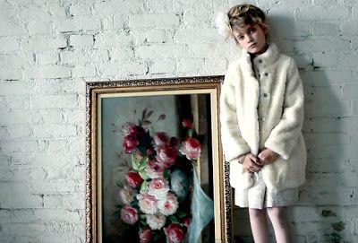 Princesa Rebelde, video do editorial da Vogue Kids - Mini Trends and Co