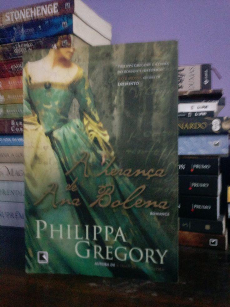 Philippa Gregory - The Tudors Vol.03 - A herança de Ana Bolena