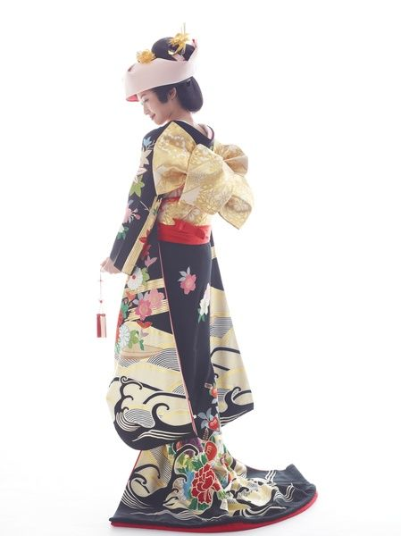 ハツコ エンドウ ウェディングス(Hatsuko Endo Weddings) 銀座店 引き振袖