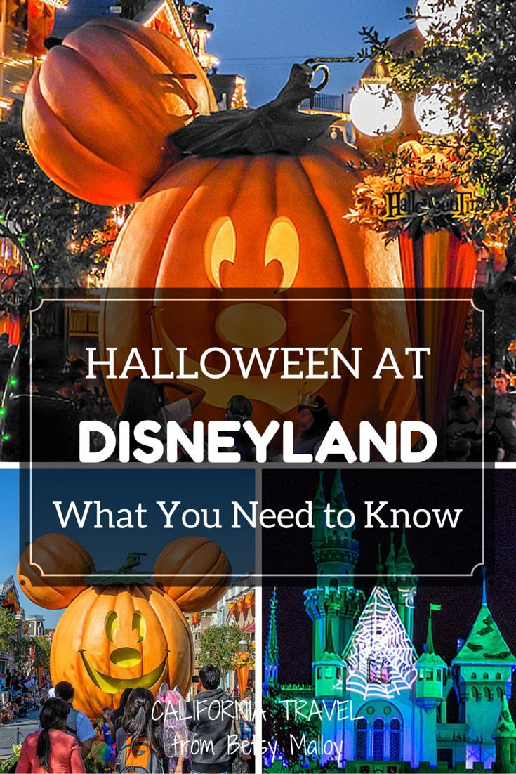Disneyland at Halloween - Top reasons you'll want to go