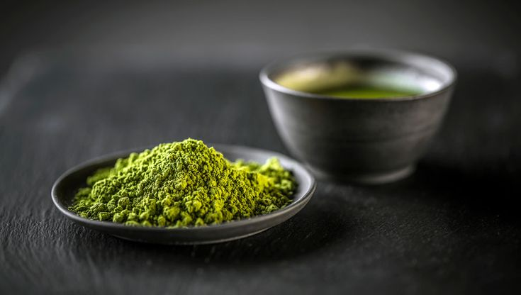 Matcha is very high quality green tea filled with health boosting antioxidants and nutrients.