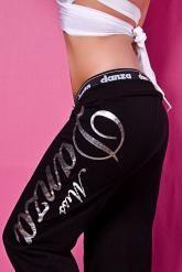Miss Danza mustat housut L