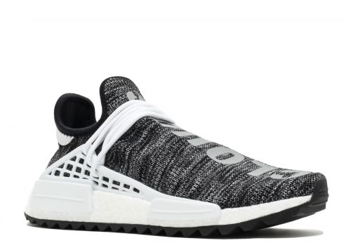 8379bbc7a10349 Genuine adidas PW Human Race Nmd TR Pharrell Black White ac7359 ...