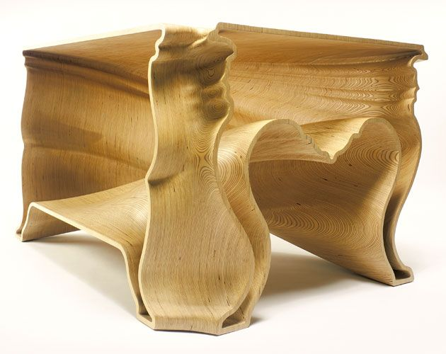 Awesome CINDERELLA TABLE Jeroen Verhoeven (Dutch, B. 1976) Made By Demakersvan The  Netherlands Pictures Gallery