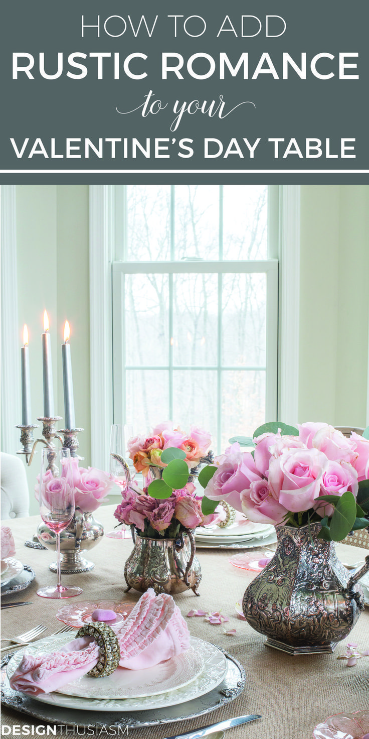 How to Add Rustic Romance to Your