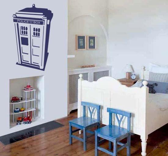Dr Who   Tardis · Kids Wall MuralsDr ... Part 62