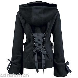 $54 and totally worth it.   http://www.ebay.com/itm/NEW-GOTHIC-EMO-PUNK-ALTERNATIVE-POIZEN-INDUSTRIES-ALICE-WOMEN-HOOD-/251223952144?afsrc=1