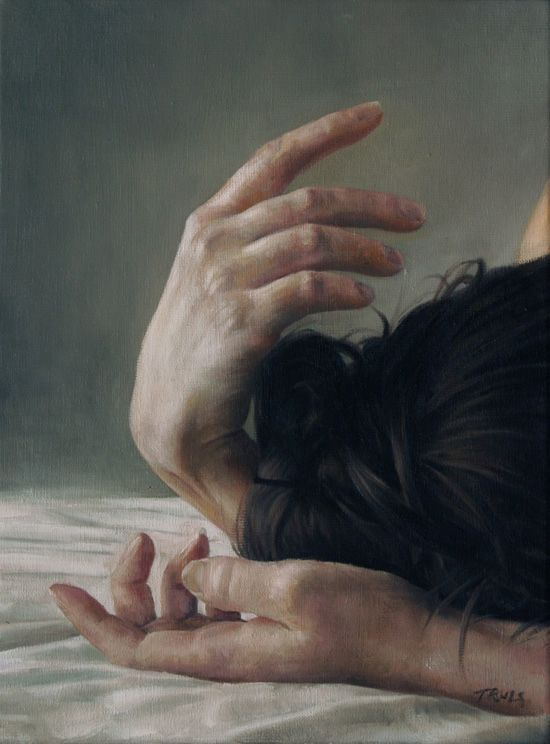 The White Cloth by *trulsespedal on deviantART - Truls Espedal