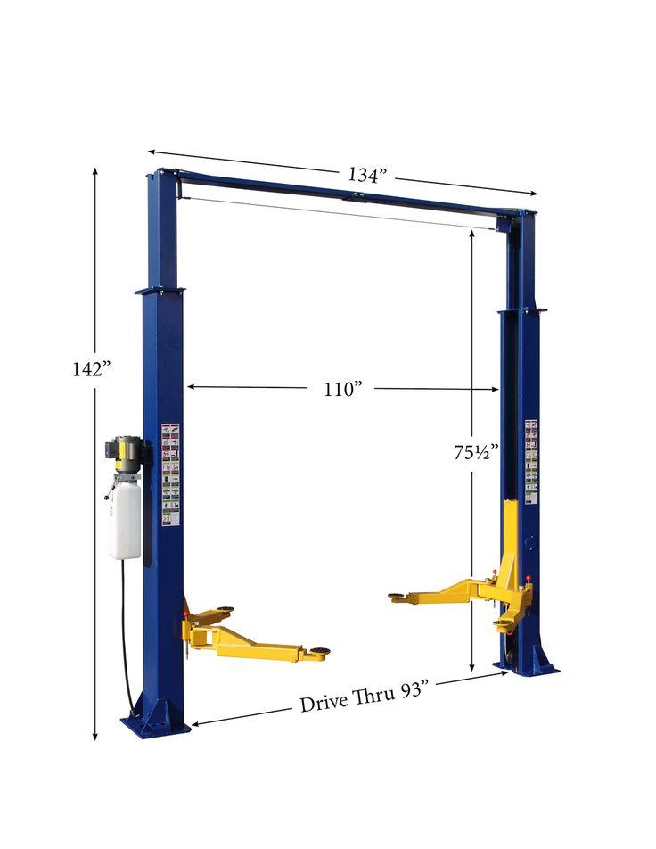 Automotive Equipment Specialists - TUX  TP9KAC 9,000 LB. Two Post Lifts , $1,399.00 (https://automotiveequipmentspecialists.com/tux-tp9kac-9-000-lb-two-post-lifts/)