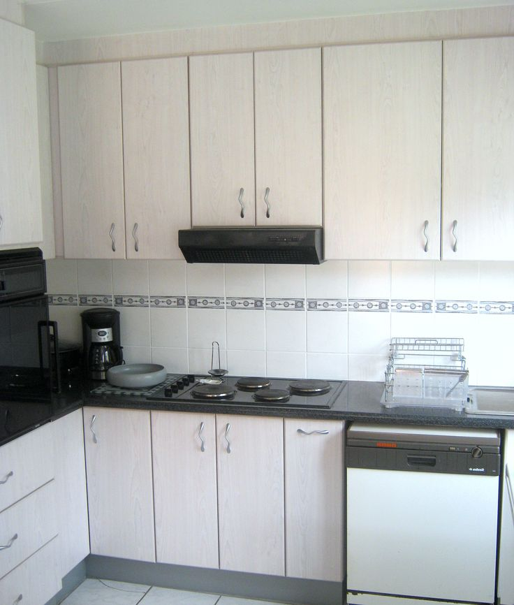 Gloss Black Kitchen Cabinets: Created By Dimension Cabinets