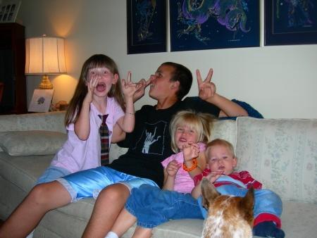 Crazy cousins!!