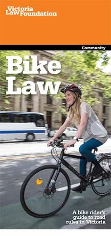 A bike rider's guide to road rules in Victoria