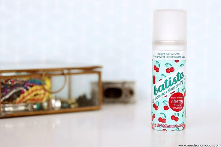 shampooing sec batiste cerise