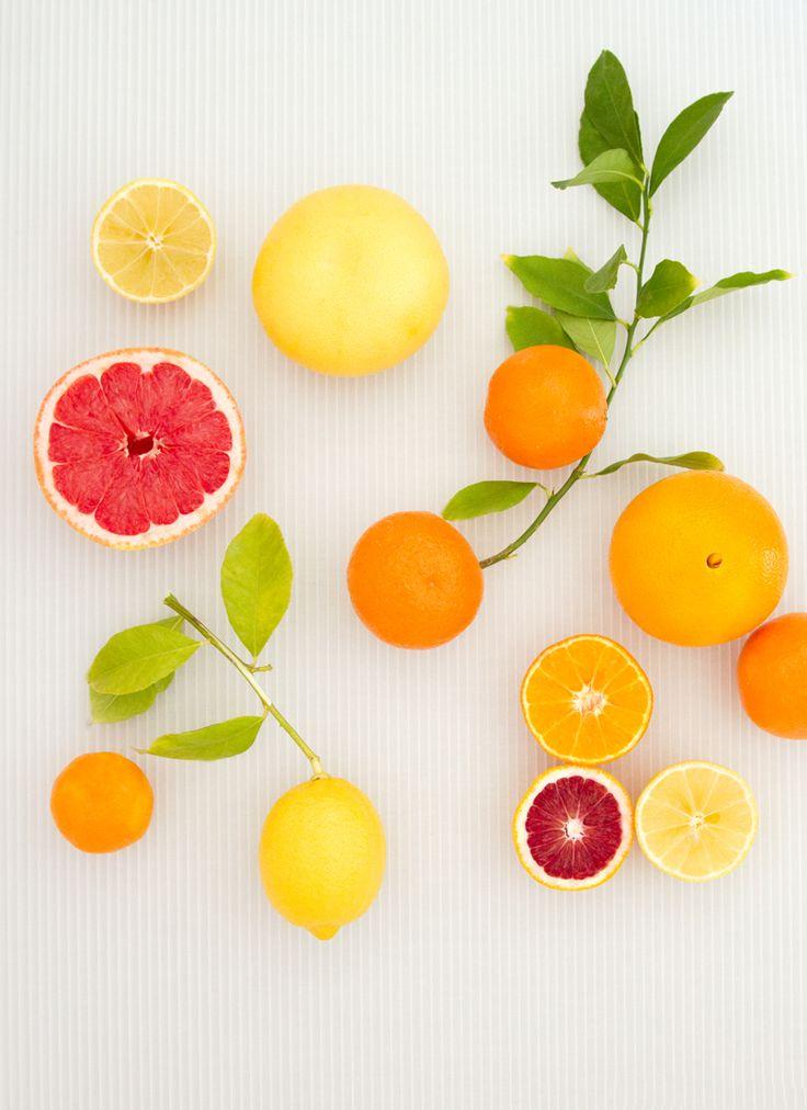 citrus makes me happy. food photography by @angela hardison