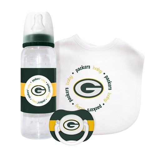Green Bay #Packers Baby Gift Set. - $19.99