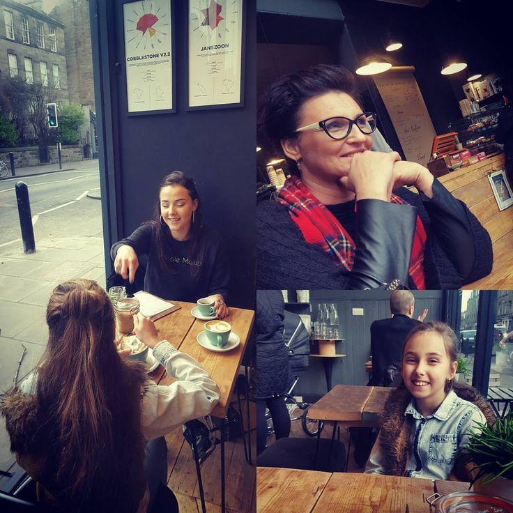 #happydays#family#polishgirls#Edinburgh#holidays#lovleyday 👌👭❤