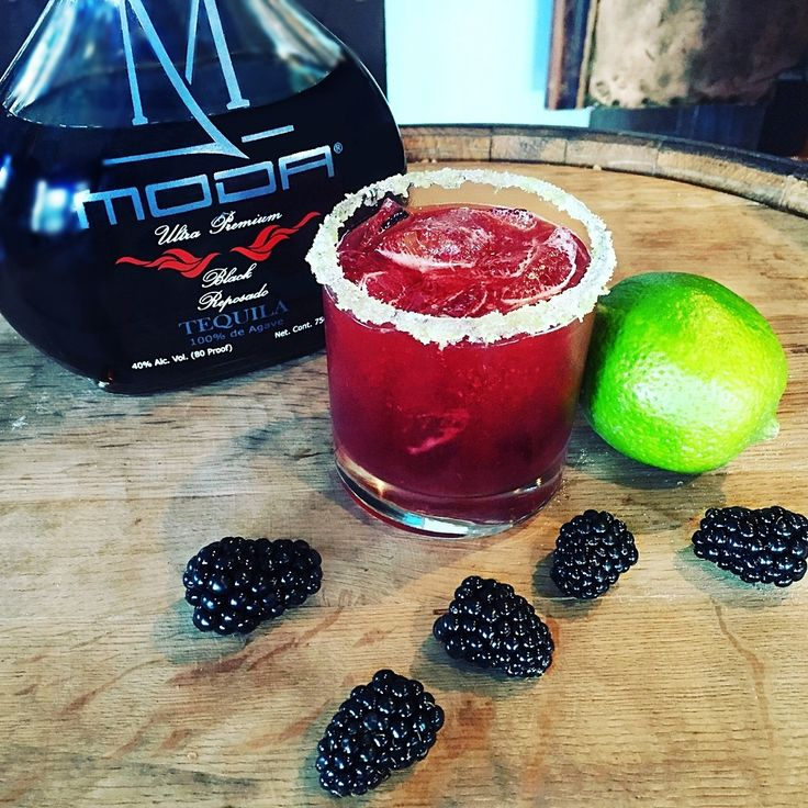 Michoacan Magic Cocktail with MODA Tequila