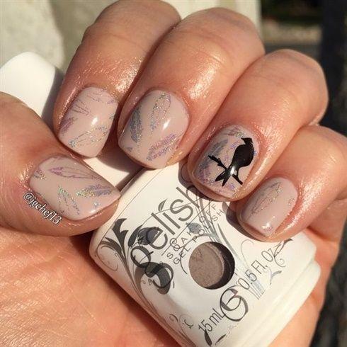 92 best Gelish Nail Art images on Pinterest