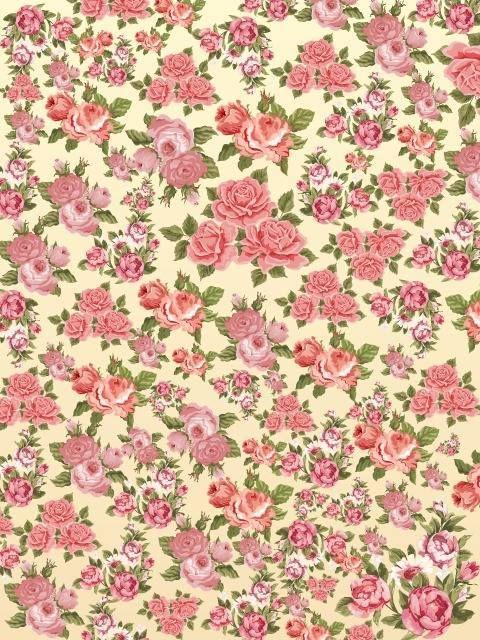 Papel Deco Floral Craftingeek 12 Modern Home Revolution