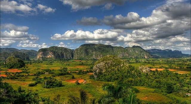 Cuba nature, Vinales Valley