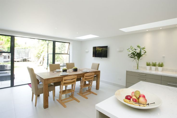 Fulham, SW6 Side Return Extensions Project | BuildTeam
