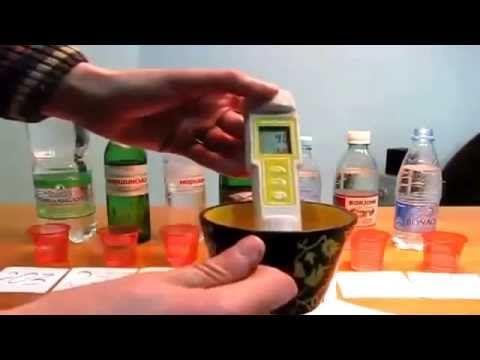 Тест ОВП питьевой воды + Корал Майн