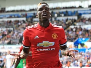 Injured Manchester United star Paul Pogba shows off dance moves