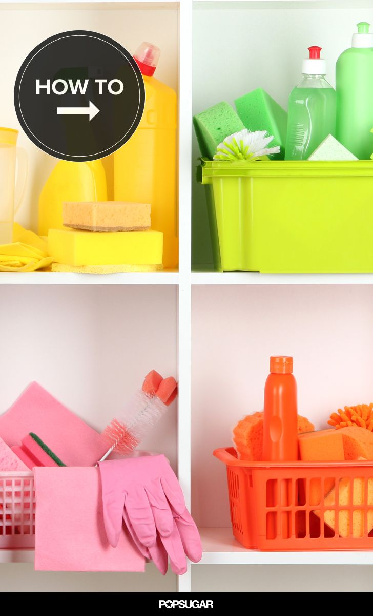 How to Become the Neat Freak You've Always Dreamed of Being