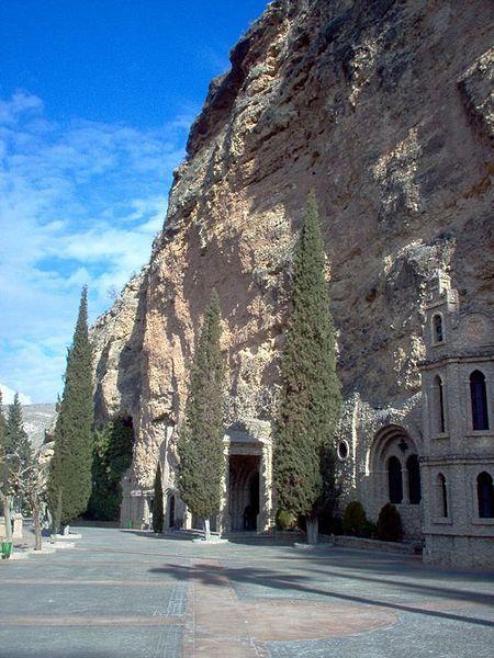 Santuario de la Virgen de la Esperanza. Calasparra. Murcia. España. Sanctuary of Calasparra, Murcia, Spain