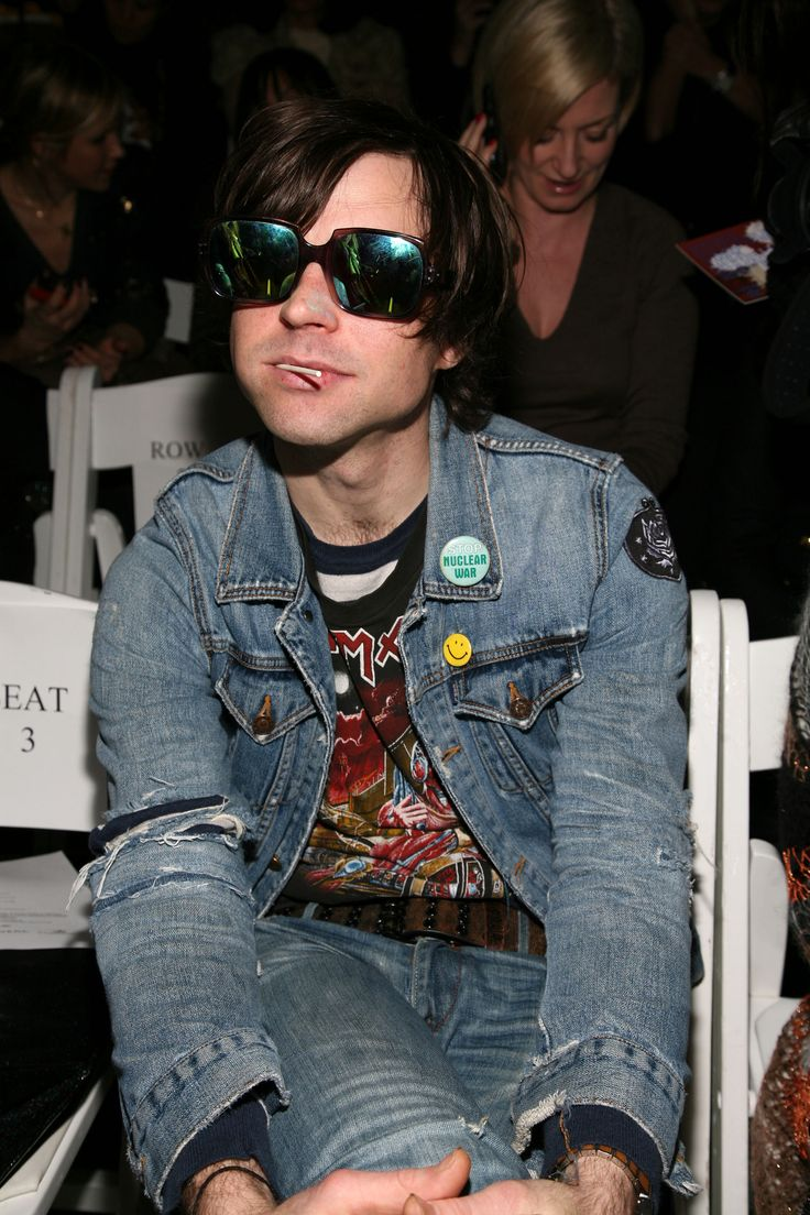 Ryan Adams-Awesome Pic-BAD Caption!!-He deserves Better!