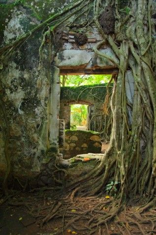 Not sure if it's a look alike, but I think I have been here. Hernan Cortes' house in Veracruz , Mexico.