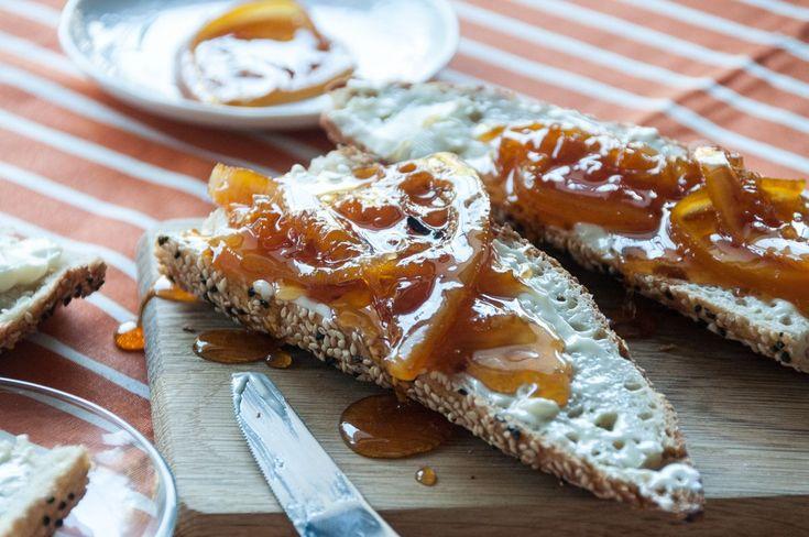 Σπιτική μαρμελάδα πορτοκάλι με μπαχαρικά! Αρωματική και ιδιαίτερη...Η τέλεια λύση αν σας έχουν περισσέψει πορτοκάλια!